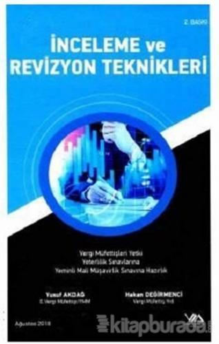 İnceleme ve Revizyon Teknikleri (Ciltli)