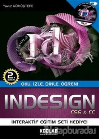 Indesign CS6 ve CC