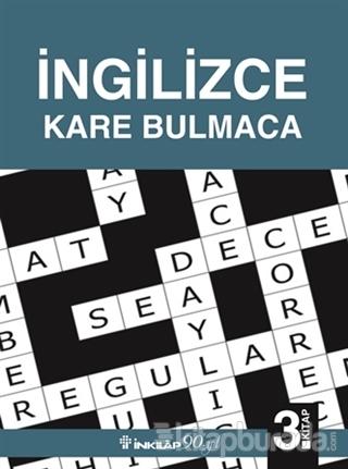 İngilizce Kare Bulmaca 3. Kitap Kolektif