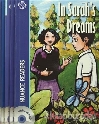 İngilizce Okuma Seti 3. Seviye (5 Kitap + 5 CD)