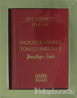 İngilizce-Türkçe, Türkçe-İngilizce Sözlük (Ciltli)