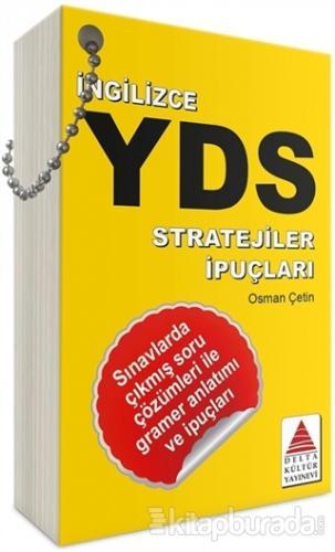 İngilizce YDS Stratejiler İpuçları