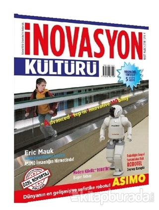 İnovasyon Kültürü Dergisi Sayı: 4 Mart 2018