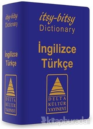 İtsy - Bitsy İngilizce-Türkçe Mini Sözlük