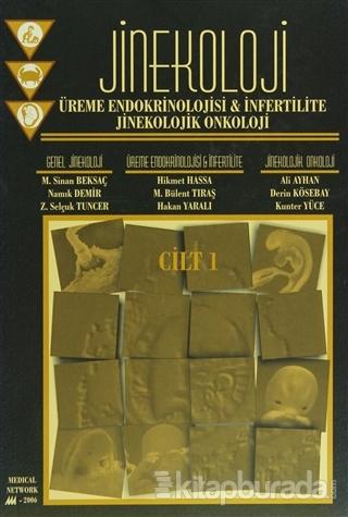 Jinekoloji Üreme Endokrinolojisi İnfertilite Jinekolojik Onkoloji (2 Cilt Takım) (Ciltli)