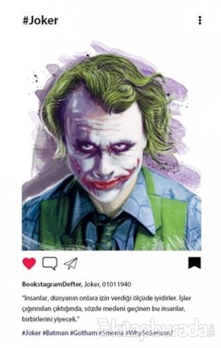 Joker - Bookstagram Defter