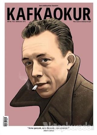 Kafka Okur Fikir Sanat ve Edebiyat Dergisi Sayı: 44 Ekim 2019