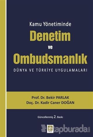 Kamu Yönetiminde Denetim ve Ombudsmanlık