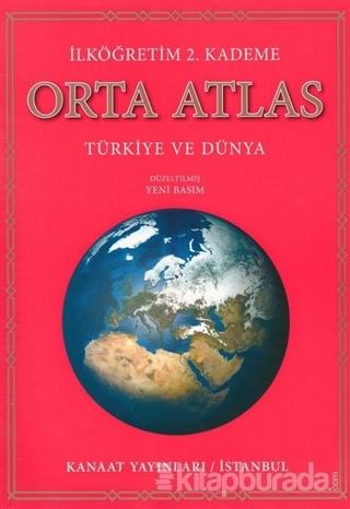 Kanaat Atlas Orta
