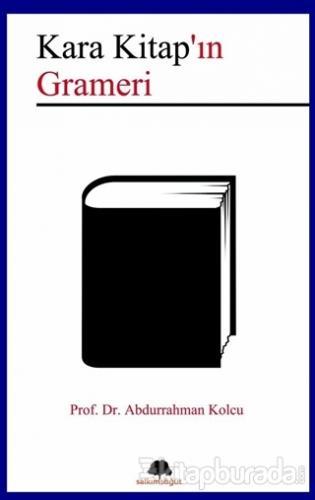Kara Kitap'ın Grameri