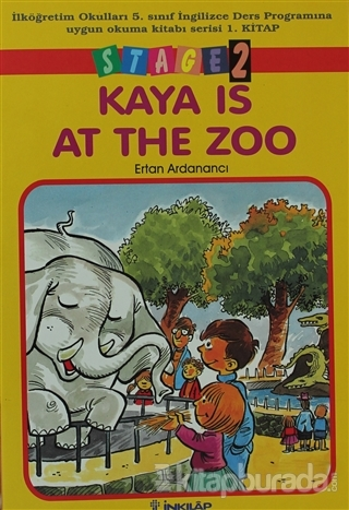 Kaya Is At The Zoo Stage 2