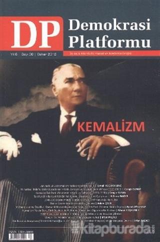 Kemalizm - Demokrasi Platformu Sayı: 30