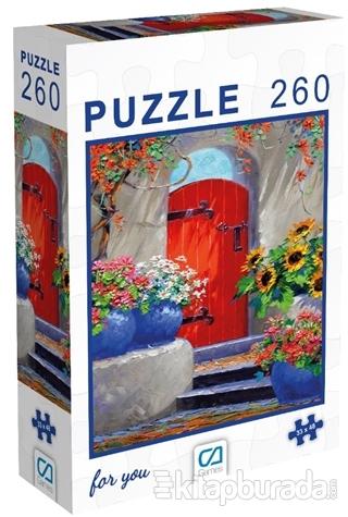 Kırmızı Kapı - 260 Parça Puzzle