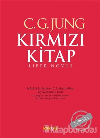 Kırmızı Kitap (Ciltli)