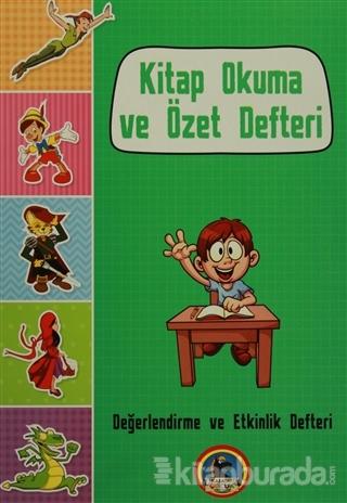 Kitap Okuma ve Özet Defteri