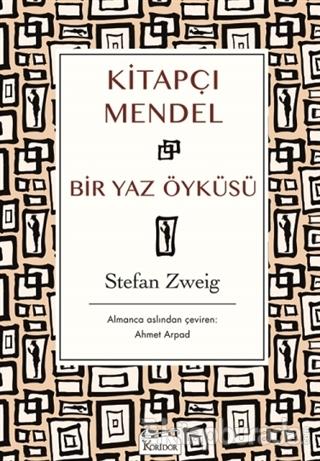 Kitapçı Mendel - Bir Yaz Öyküsü