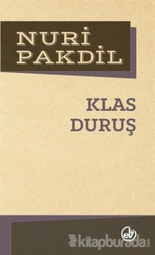 Klas Duruş %35 indirimli Nuri Pakdil