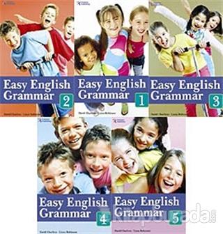 Kolay İngilizce Seti (5 kitap)