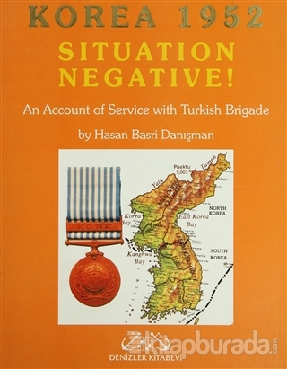 Korea 1952 Situation Negative