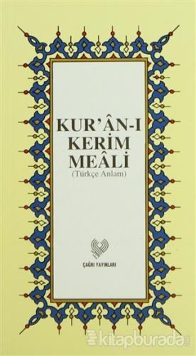 Kur'an-ı Kerim Meali (Küçük Boy)