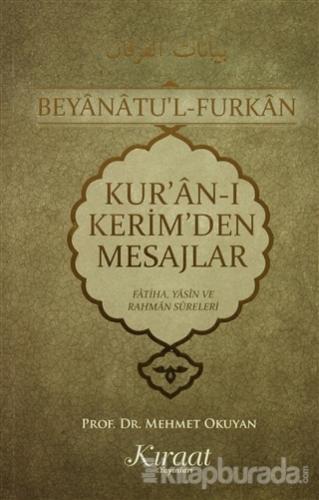 Kur'an-ı Kerim'den Mesajlar 1
