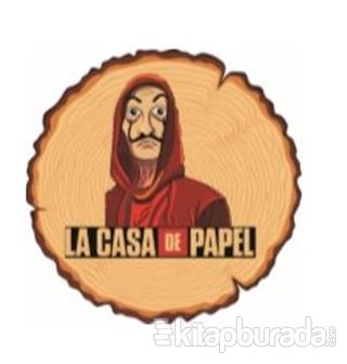 La Casa De Papel Bardak Altlığı 1