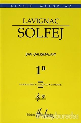 Lavignac Solfej 1B (Büyük Boy)