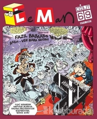 Leman Dergisi Cilt: 69
