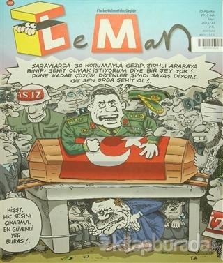 Leman Dergisi Sayı: 33 / Ağustos 2015