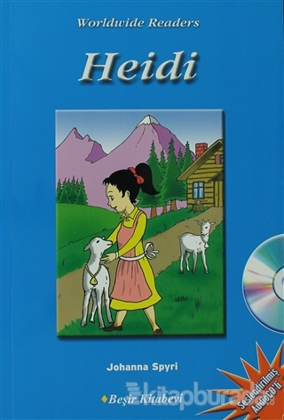Level-1: Heidi (Audio CD'li)