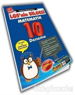 LGS 8. Sınıf Matematik 10 Deneme