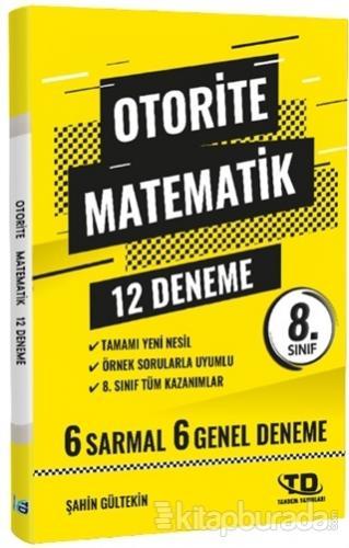 LGS Matematik 8. Sınıf 12 Deneme Otorite