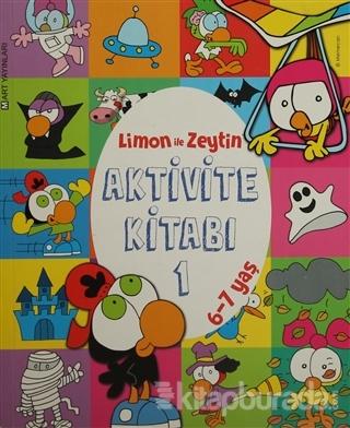 Limon İle Zeytin Aktivite Kitabı