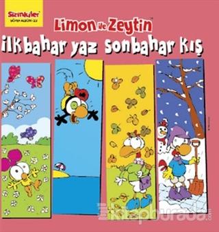 Limon ile Zeytin - İlkbahar Yaz Sonbahar Kış