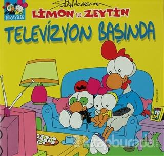 Limon ile Zeytin Televizyon Başında