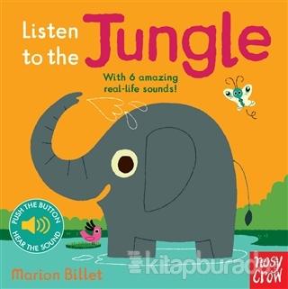 Listen to the Jungle Marion Billet
