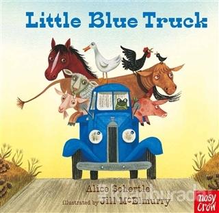 Little Blue Truck (Ciltli)