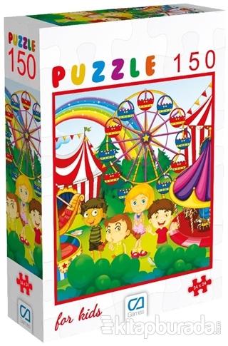 Lunapark - 150 Parça Puzzle