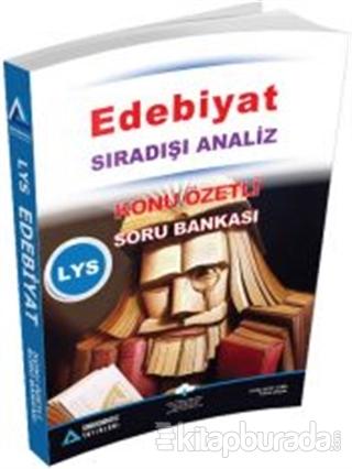 LYS Edebiyat Tamamı Çözümlü Konu Özetli Soru Bankası