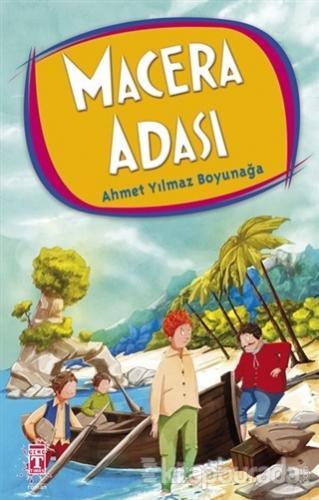 Macera Adası %24 indirimli Ahmet Yılmaz Boyunağa