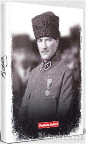 Madalya - Tarihsiz Atatürk Planlama Defteri
