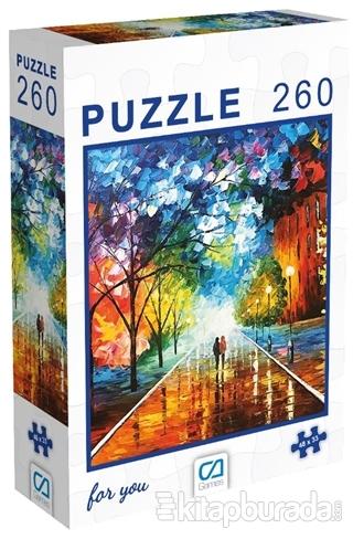 Manzara - 260 Parça Puzzle