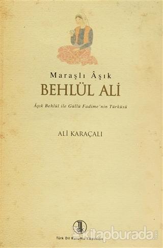Maraşlı Aşık Behlül Ali