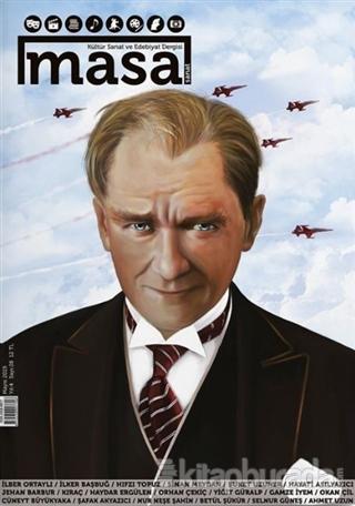 Masa Dergisi Sayı: 28 Mayıs 2019