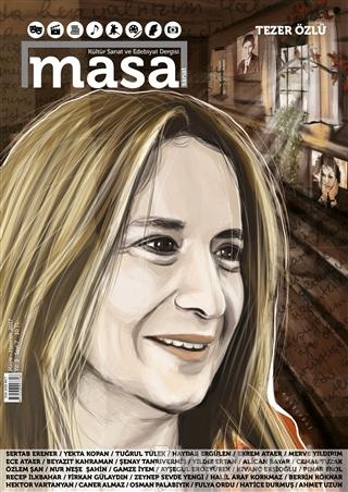 Masa Dergisi Sayı: 7 Mayıs - Haziran 2017