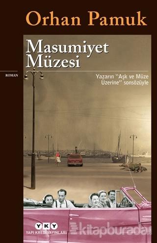 Masumiyet Müzesi Orhan Pamuk