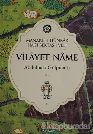 Menakıb-ı Hünkar Hacı Bektaş'ı Veli Vilayet-name