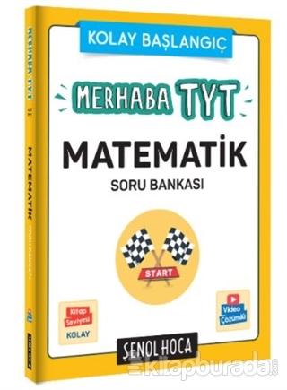 Merhaba TYT Temel Matematik Çözüm Asistanlı Soru Bankası Kolektif