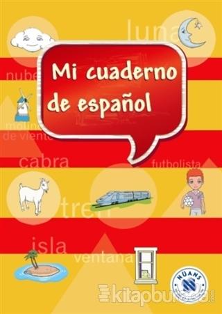 Mi cuaderno de espanol - İspanyolca Defteri