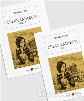 Middlemarch (2 Cilt Takım) George Eliot